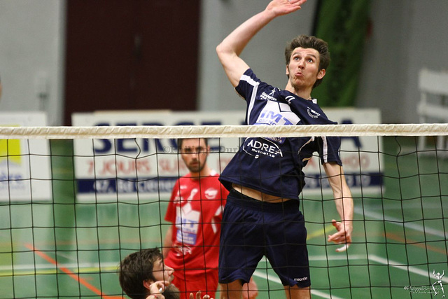 Volley – Retour en photos sur GVUC – Orange (1-3)
