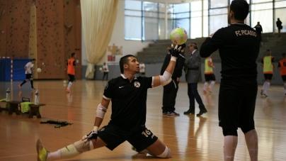 Mikaïl Gültekin victorieux avec la sélection turque