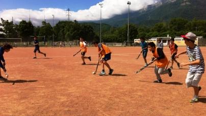 Hockey Club de Grenoble – Tournoi UGSEL38 avec 320 élèves