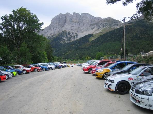 Rallye du Balcon Est du Vercors ce week-end