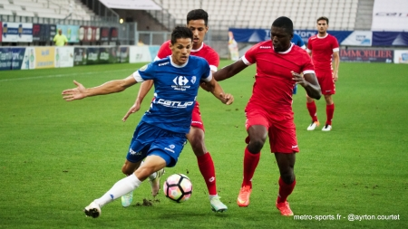 GF38 : le groupe contre Clermont