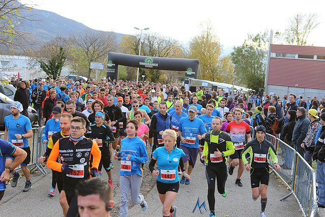 Corrida de Sassenage 2017 : programme et inscriptions