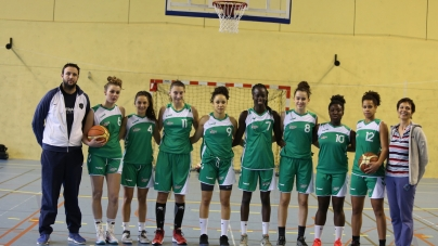 Retour en photos sur UGA (Grenoble) – Nice en Melty Basket