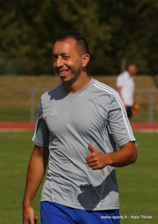 Villard et Medoulaki envoient le FC Echirolles au 6ème tour de la Coupe de France