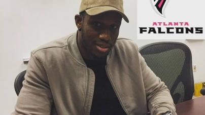 Foot US : Anthony Dablé chez les Falcons d'Atlanta