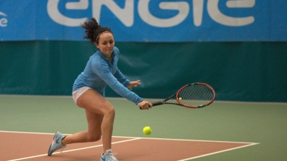 Gaëlle Desperrier (Grenoble Tennis) victorieuse à Sète