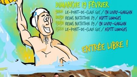 Water-polo : Résultats du championat de France U17