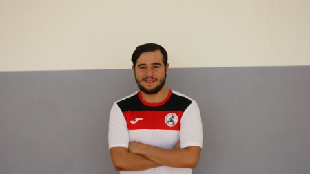 Ali Bentallah (FC Picasso) buteur avec l'équipe de France
