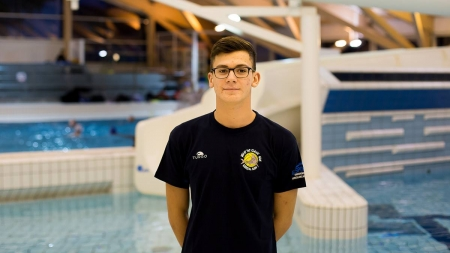 Water-Polo – Fabien Tornabène dans le grand bain