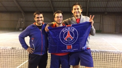 Interclubs – Le GUC 4 poursuit son sans-faute