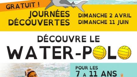 Journée découverte au Pont-de-Claix GUC Water-Polo