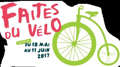 C'est parti pour la 2ème édition de « Faites du Vélo »