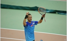 Nicolas Tourte (Grenoble Tennis) s'impose à l'open du TC Clonas