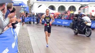 Chpts Monde Relais Mixte Triathlon – La France 6e malgré un grand Coninx