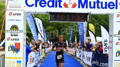 Triathlon – Kevin Rundstadler, 3e des championnats de France Longue Distance