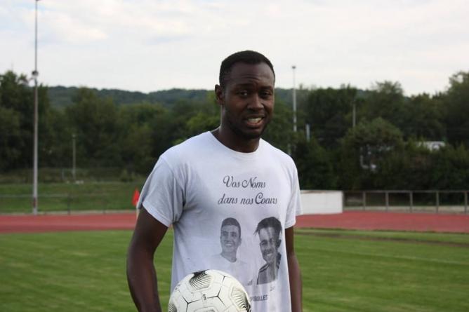 Thernand Bakouboula (FC Echirolles) rejoint l'AC Seyssinet !