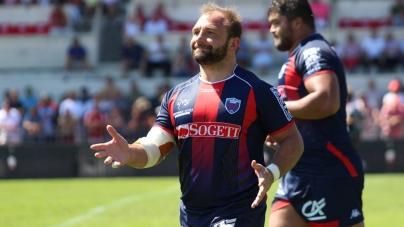 Arnaud Héguy (FCG) out pour plusieurs mois
