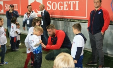 Opération Mammouths Kids ce jeudi pour FC Grenoble – Biarritz
