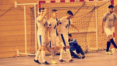 Anthony Eleka (ALF Futsal) : « Avoir les meilleurs résultats possibles »