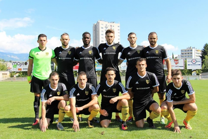 FC Bourgoin-Jallieu – Chambéry Savoie Foot en amical ce vendredi