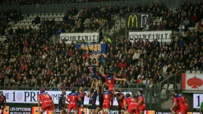 Aviron Bayonnais – FC Grenoble sera arbitré par Vincent Blasco-Baqué