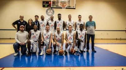 Le Grenoble Alpes Métropole Basket n'a pas manqué ses débuts