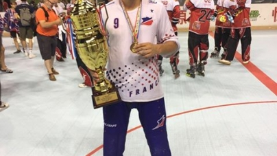 Un Yeti's Grenoble champion du monde juniors de roller-hockey