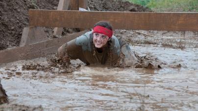 Venez vous rouler dans la boue et tester vos forces à La Renversante 3 le 22 octobre 2017 à Colombe