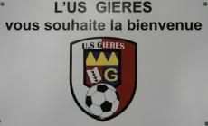 L'US Gières va défier l'AS Saint-Étienne B