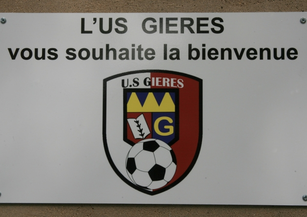 D2F – Gières accueillera des matchs du GF38 en fin de saison