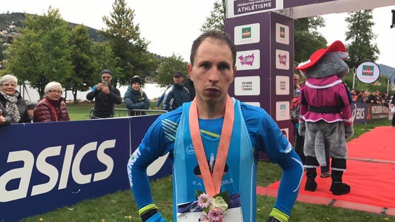 Nicolas Martin sélectionné pour les Mondiaux de trail