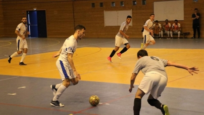 Le résumé vidéo du choc entre ALF et Futsal Saône Mont d'Or
