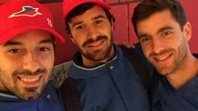 Les Yeti's en forme avec l'équipe de France de roller-hockey
