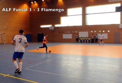 Retour en vidéo sur la spectaculaire victoire d'ALF Futsal