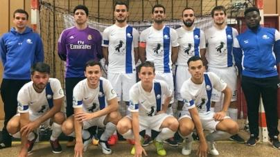 Amaury BARLET (président/joueur ALF Futsal) : «L'expérience des recrues et des coachs nous a fait beaucoup progresser »