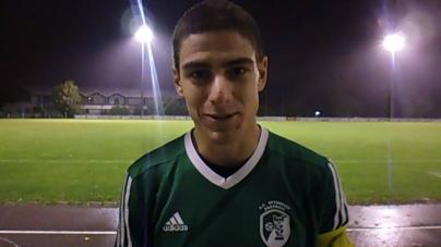 Alex Ramos, l'atout Coupe de l'AC Seyssinet