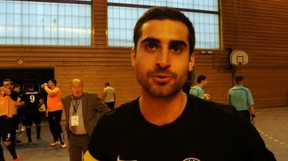 Anthony Saccucci (ALF Futsal) : « Futsal Mont d'Or est le favori face à nous »