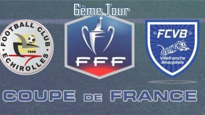 FC Echirolles – FC Villefranche Beaujolais samedi à 18 heures