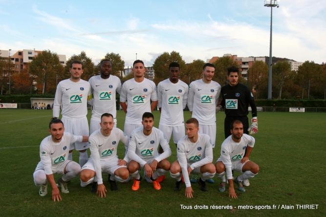 FC Échirolles : les matchs contre Hauts Lyonnais et Rhône Vallée programmés
