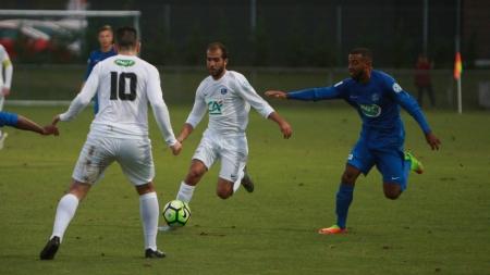 FC Échirolles : le groupe contre le GF38