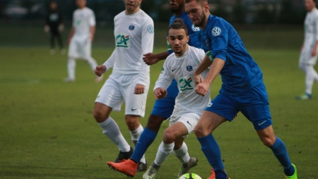 Le FC Echirolles arrache le nul chez Aix FC