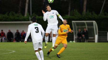 Le FC Echirolles sévèrement défait à Hauts Lyonnais