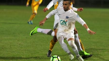 Suivez FC Échirolles – FC Salaise en direct
