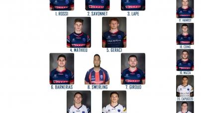 FC Grenoble – Le XV des Reichel-Espoirs face à Mont-de-Marsan