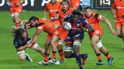 Le FCG enregistre sa plus lourde défaite de la saison à Perpignan
