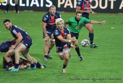 FC Grenoble – Biarritz : l'arbitre désigné