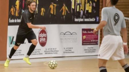 Découvrez le tirage du 5e tour de la Coupe Nationale Futsal