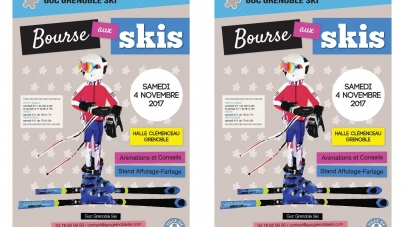 Bourse aux skis du GUC Ski le 4 novembre