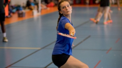 Le plein de photos : le tournoi du Grenoble Alpes Badminton