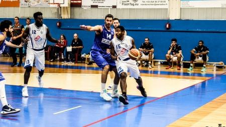 Le Grenoble Alpes Métropole Basket reste invincible à domicile